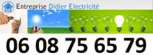 DIDIER  ELECTRICITE: Electricité générale Mise aux normes Rénovation Diagnostic